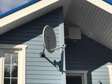 интернет в поселке