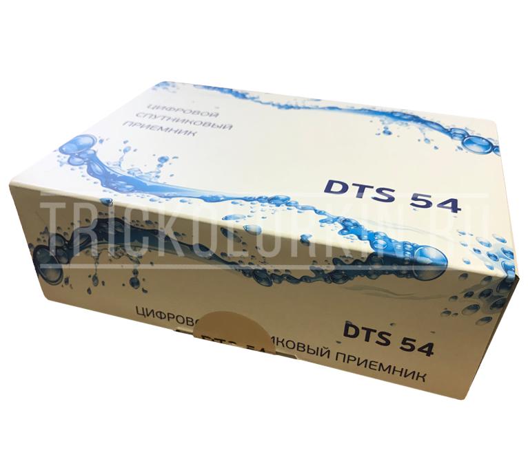 dts 54 триколор