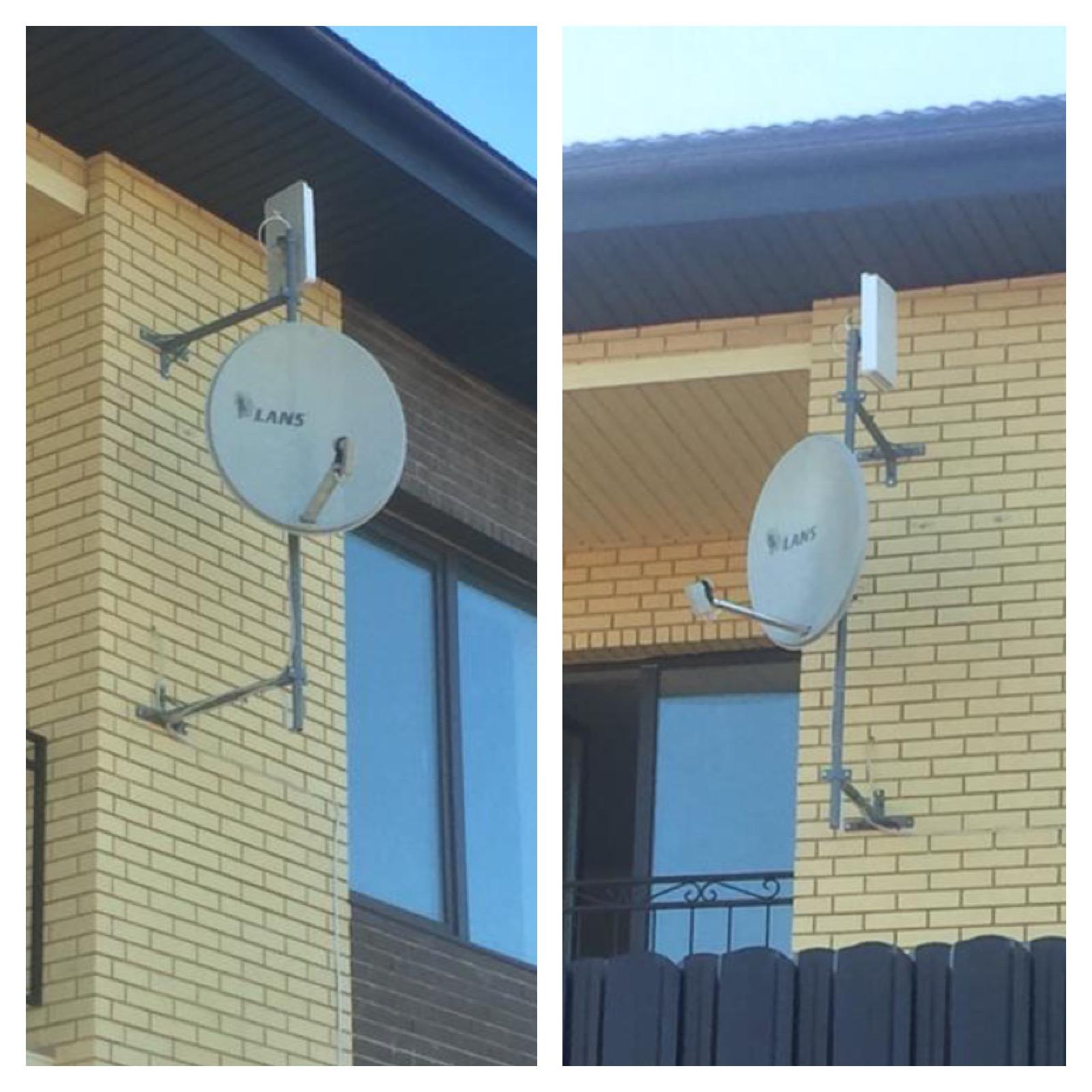Телевидение и интернет КП Финская Деревня