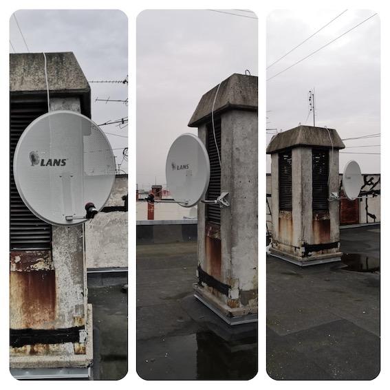 Тарелка Триколор на 2 телевизора в Синявино