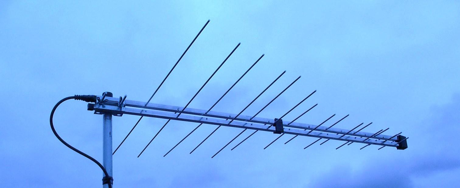 замена аналоговой антенны на цифровую