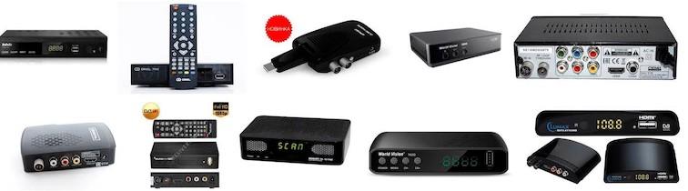 как выбрать цифровую DVB-T2 приставку
