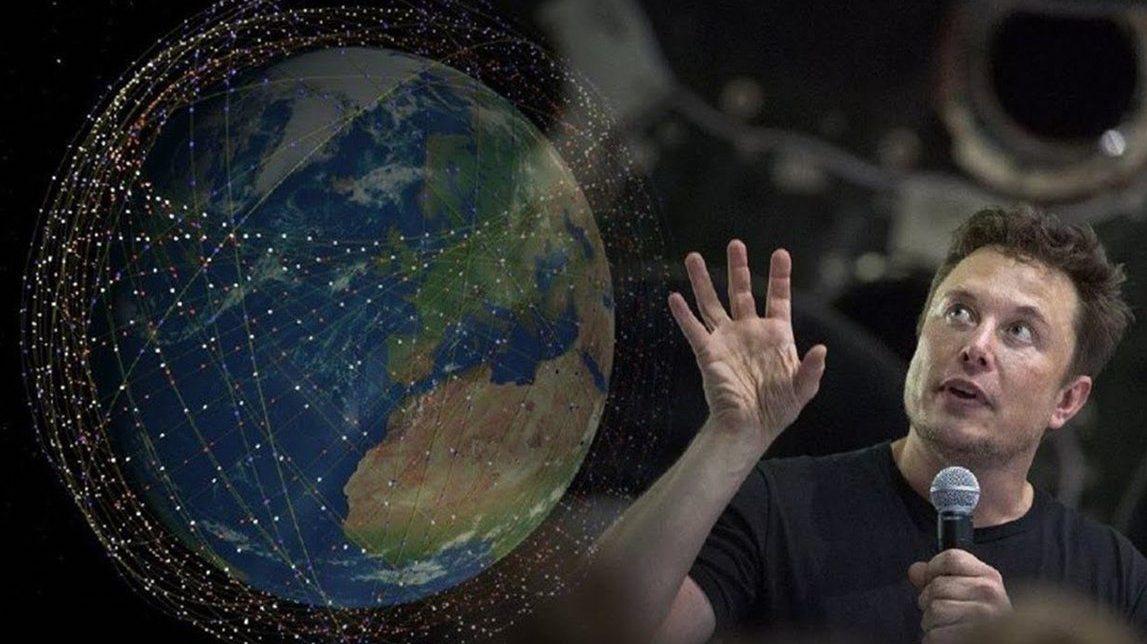 Интернет Илон Маск