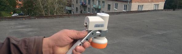 Как установить спутниковый конвертор