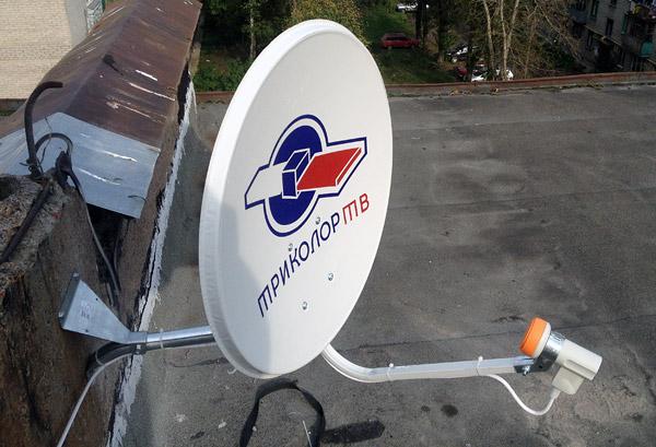 Крепление антенного кабеля