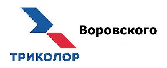 Триколор Воровского